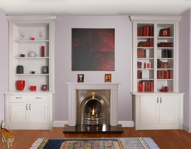 Fitted Chimney Breast Alcoves Surrey
